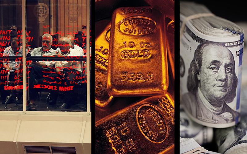 بازارهای مالی در هفته آینده چه میشوند؟/ پیش بینی احتمالات در بازار ارز، طلا و بورس