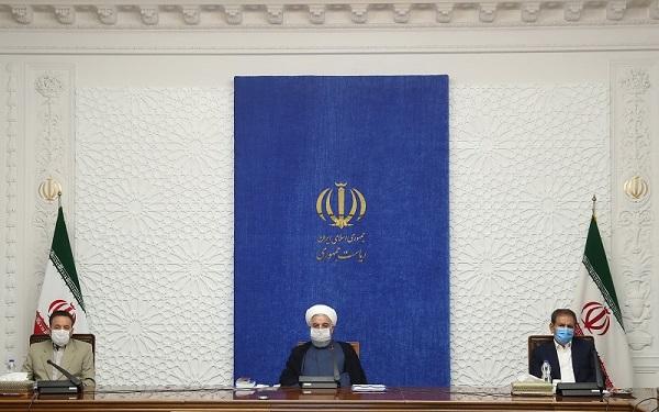 روحانی: بازار ارز را متعادل میکنیم/ بورس کالا باید تقویت شود