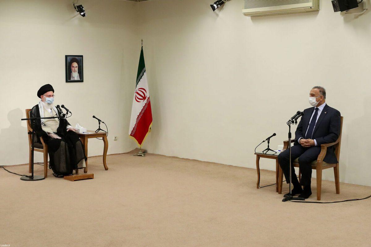 ایران خواهان عراقِ عزتمند و مستقل بوده و آمریکا دشمن عراق قوی است