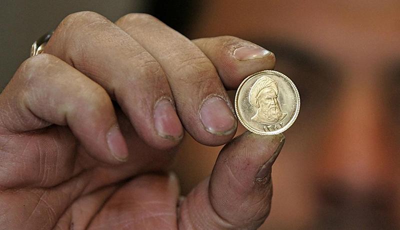 نرخ سکه افزایش یافت