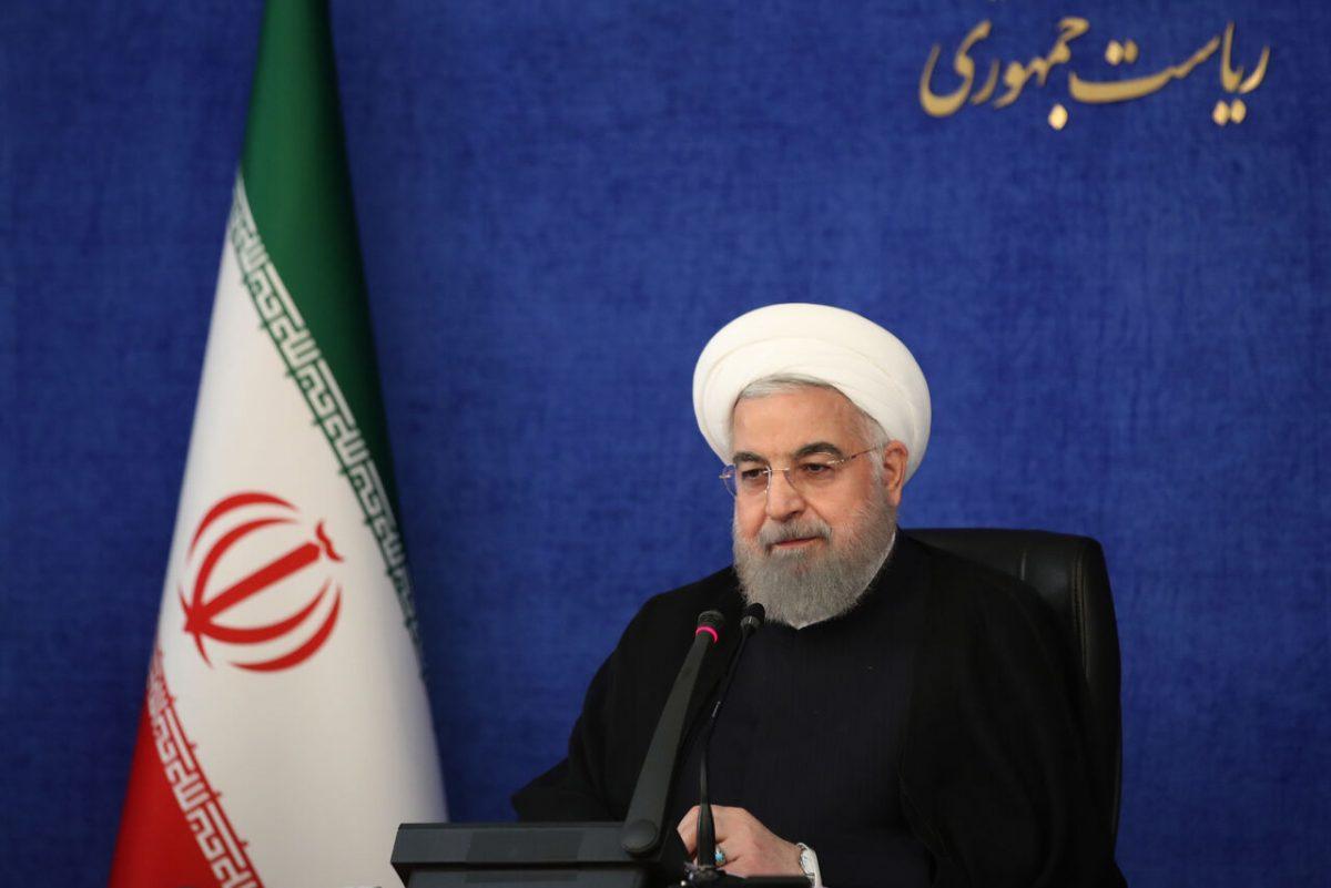 روحانی: دولت آینده آمریکا سیاستهای نادرست ترامپ را جبران کند
