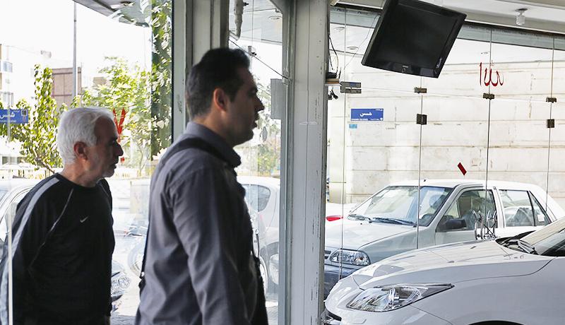 احتمال ریزش مجدد قیمت خودرو / مردم فقط قیمت میگیرند!