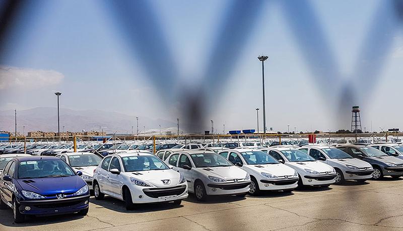 قیمت انواع خودرو امروز ۹ اسفند ۹۹