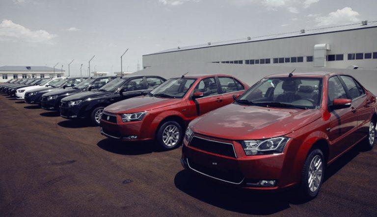 با ۲۵۰ تا ۴۰۰ میلیون تومان چه خودروهای صفری میتوان خرید؟