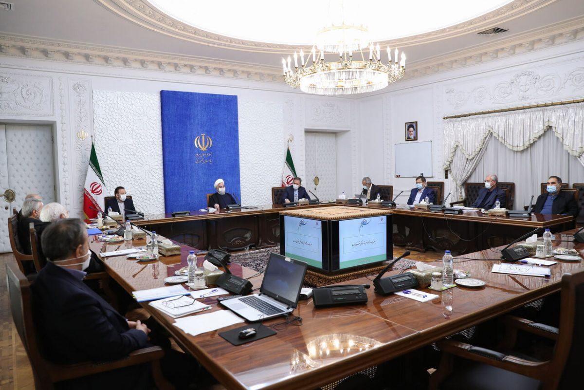 روحانی: اصلاحیه لایحه بودجه در اولین فرصت به مجلس ارائه میشود