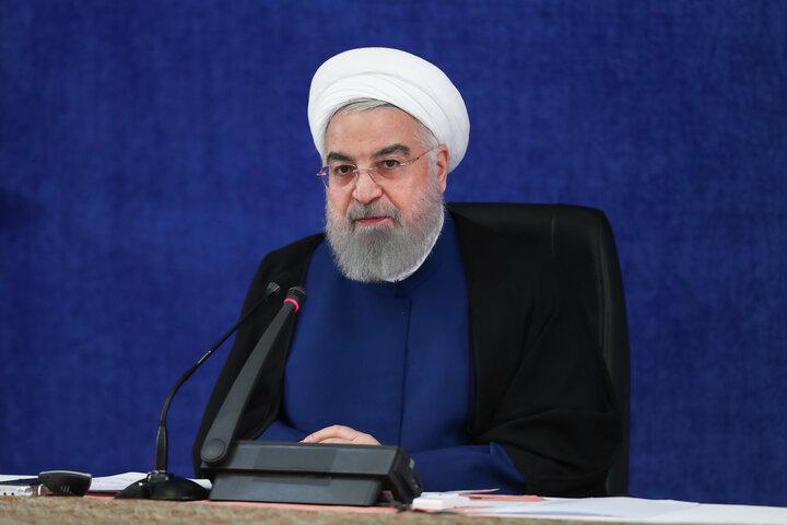 روحانی: شرایط تولید و فروش نفت با دو سال قبل کاملا متفاوت خواهد بود