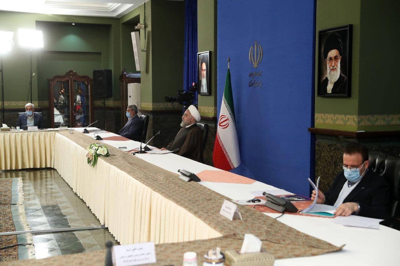 روحانی: دولت همه توان خود را برای شکستن تحریم به کار میگیرد