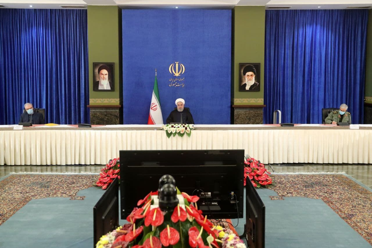 روحانی: تعداد شهرهای قرمز کشور به صفر رسید
