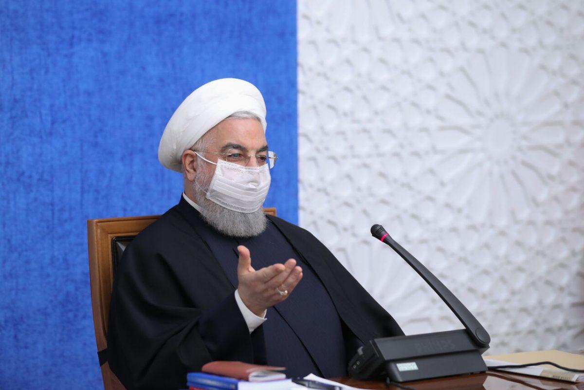 روحانی: لایحه بودجه منطبق بر نیازهای جامعه و مردم تنظیم شده است