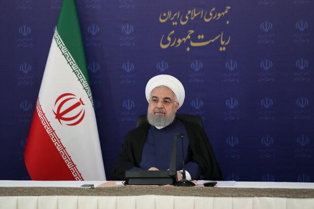 روحانی: دولت به حمایت از آسیبدیدگان کرونا ادامه میدهد