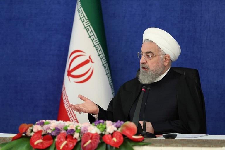 روحانی: شبههافکنی ضدانقلاب در مورد کرونا دروغ محض بود