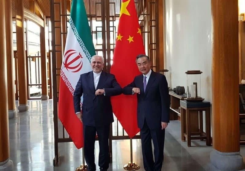 ظریف: روابط ایران و چین مستحکمتر میشود