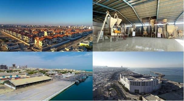 ۱۲ طرح اقتصادی در منطقه آزاد قشم افتتاح شد