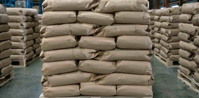 تولید سیمان در کشور بیشتر از میزان مصرف است