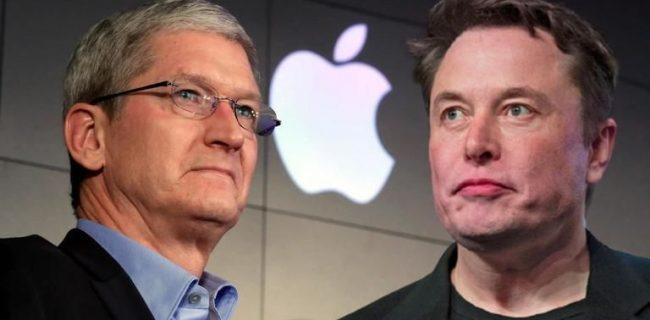 ایلان ماسک، مدیرعامل «اپل» میشود؟